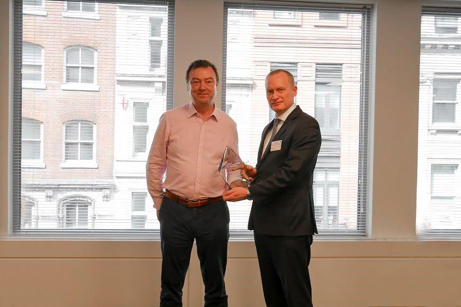 """Auszeichnung Von Critical Software Mit Dem Renommierten """"Partnership Award"""""""