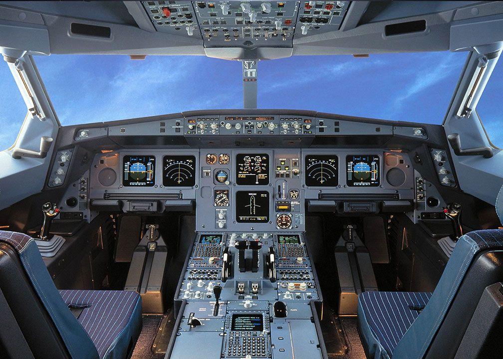 Safety-Critical Avionics Display