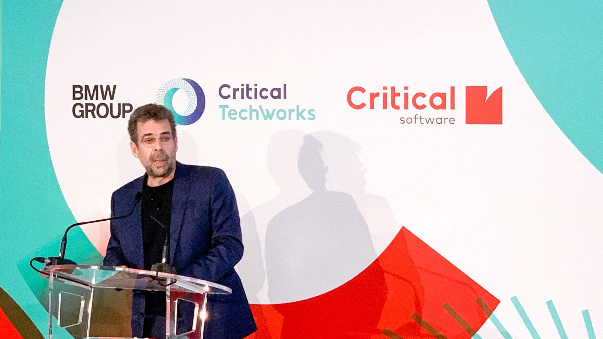 Critical Software Inaugura Novo Escritório Em Lisboa