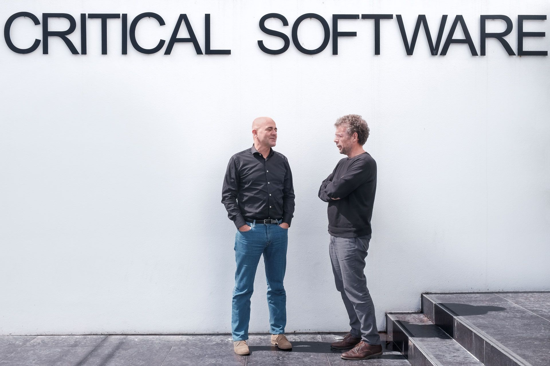 Critical Software Anuncia Mudanças Nos Cargos De CEO E Chairman